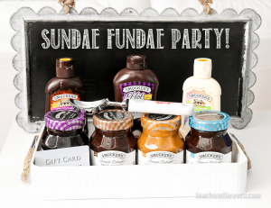 Win A Sundae Fundae Party