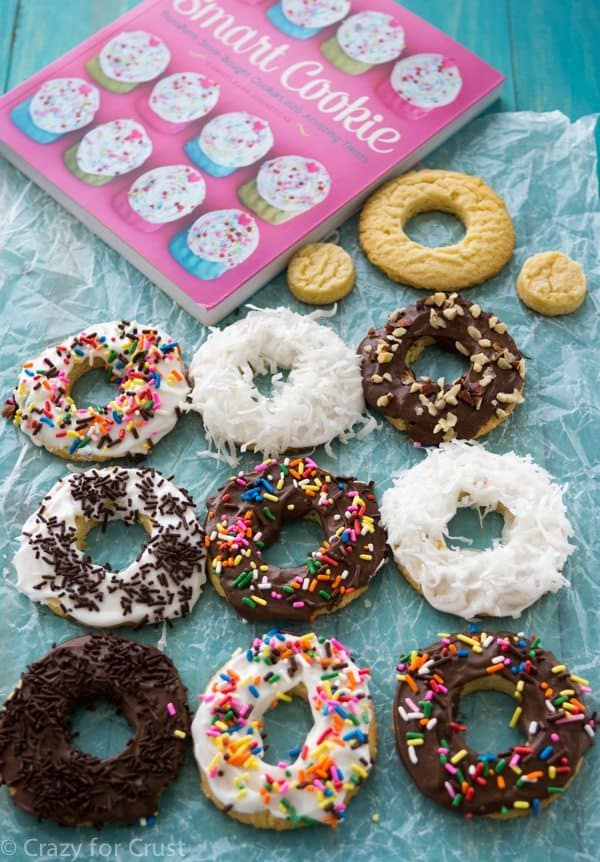 Smart Cookie Cookbook Review And Doughnut Cookies