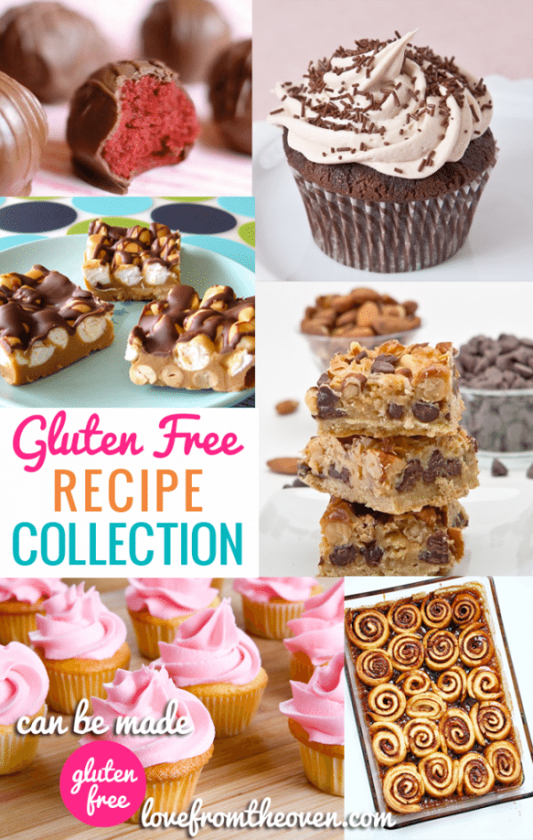 Gluten Free Baking Recipes