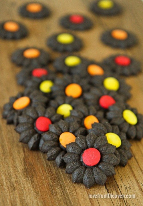 Recipes for spritz cookies