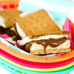 RICE KRISPIES TREATS Smores