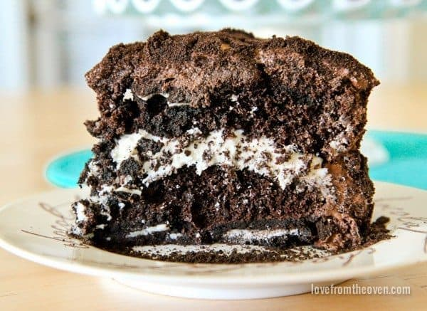 Oreo Cake from Surprise Inside Cakes