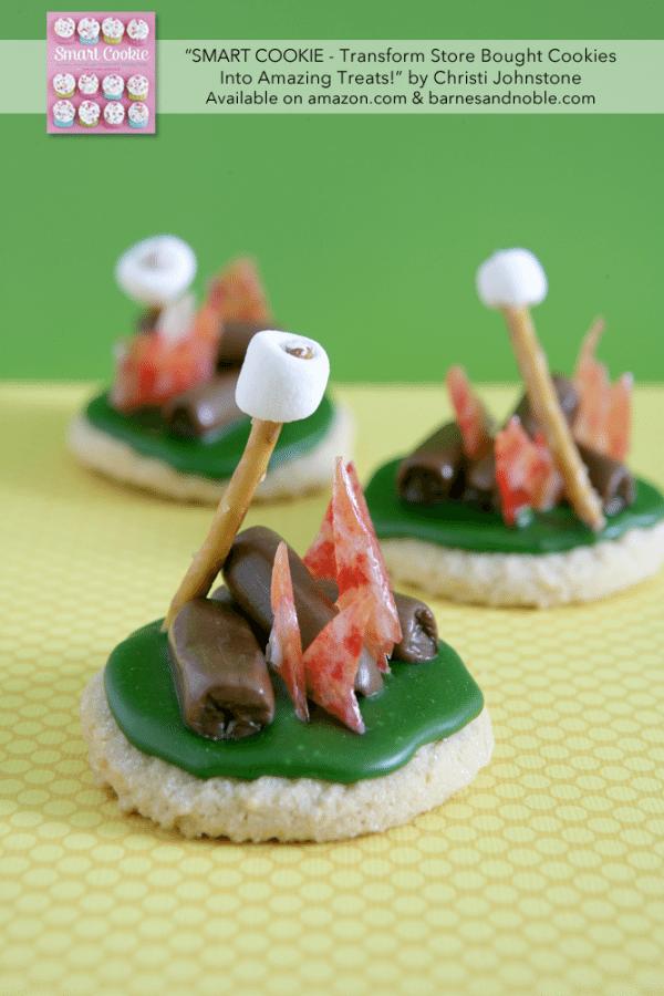 Smart Cookie Cookbook Campfire Cookies