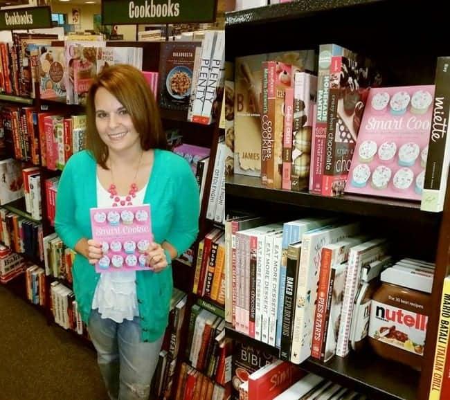 Smart Cookie Cookbook In Bookstores!