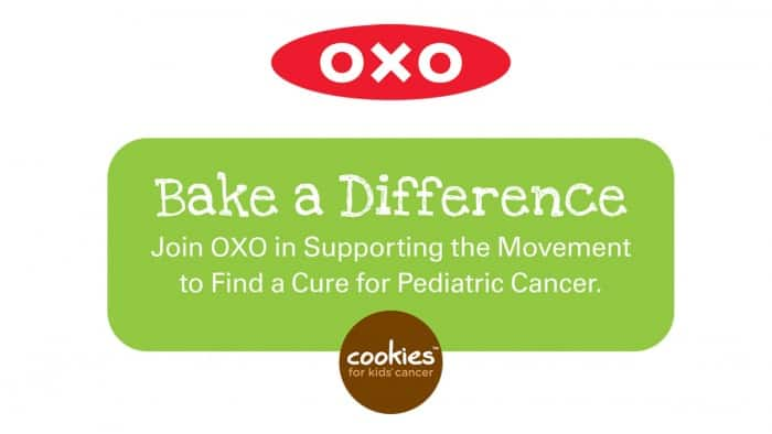 OXO Be A Good Cookie Cookies For Kids Cancer