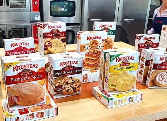 Krusteaz Test Kitchen