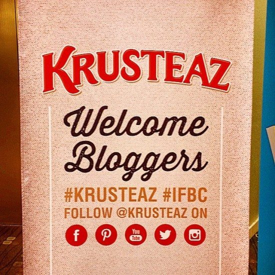 Krusteaz at IFBC