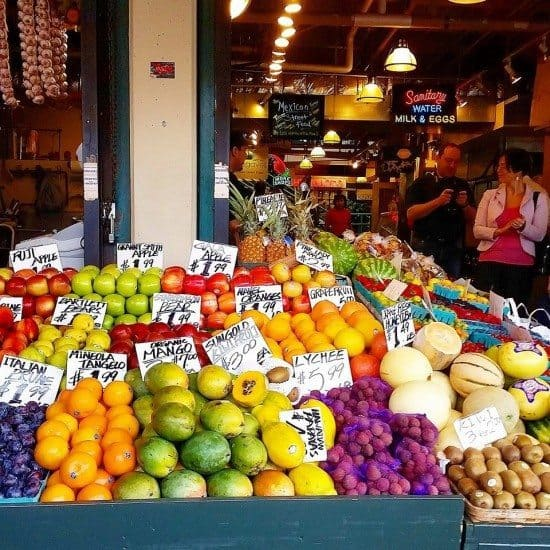 Savor Seattle Pike Place Tour