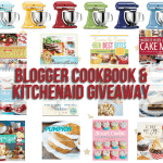 Blogger Cookbooks And KitchenAid Giveaway