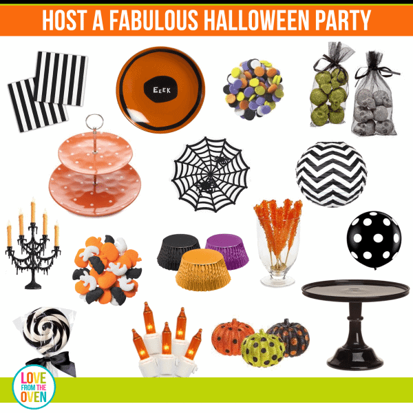 Host A Fabulous Halloween Party