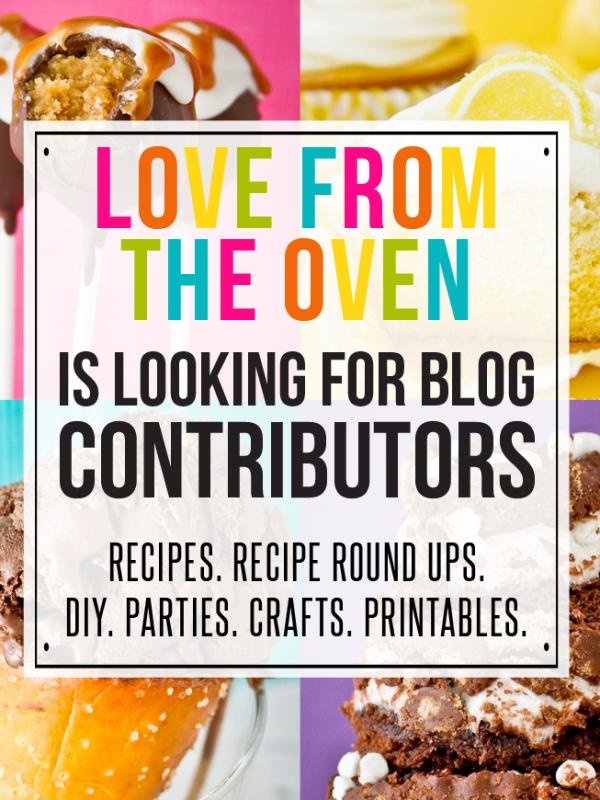 Blog Contributors Wanted