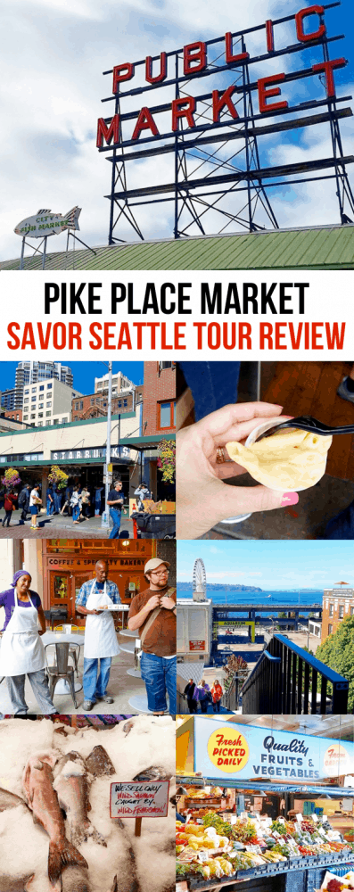 Savor Seattle Food Tour Of Pike Place Market
