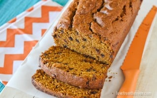 Good Old Fashioned Pumpkin Bread Recipes From Cooking With Pumpkin Cookbook