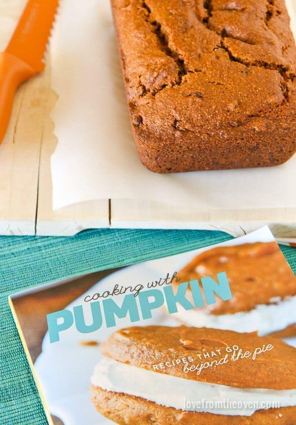 Cooking With Pumpkin Cookbook