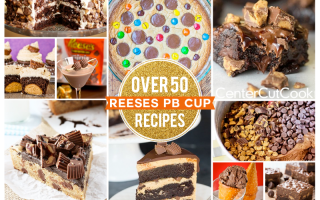Recipes Using Peanut Butter Cups. Over 50 delicious ways to use Reese's Peanut Butter Cups!