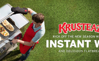 Krusteaz And Weber Grill Giveaway