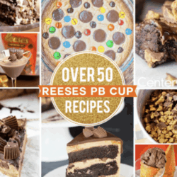 Recipes With Reese's Peanut Butter Cups ToU Use Up Leftover Halloween Candy