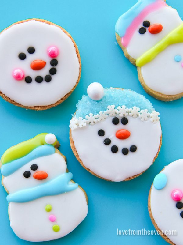 Holiday Cookie Decorating Tips