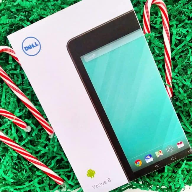 Dell Venue 8 Tablet Review