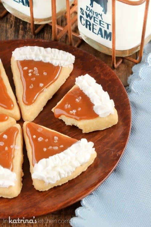 Slice Of Pie Cookies From Smart Cookie Cookbook