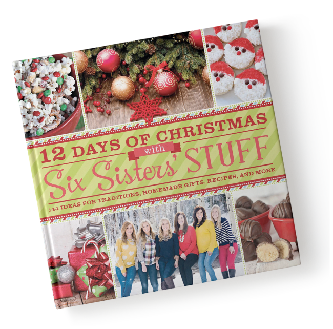 Christmas Book From Six Sisters Stuff