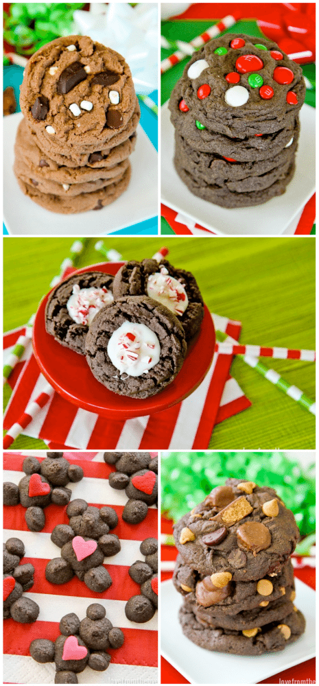 Great Chocolate Cookie Recipes