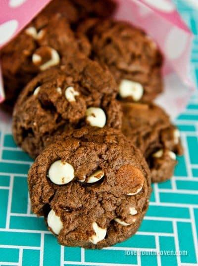 Chocolate Overlaod Cookies