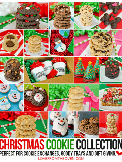 Delicious and easy Christmas Cookie Recipes