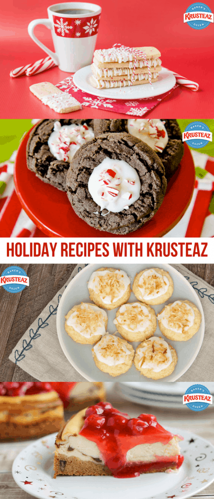 Holiday Baking Recipes WIth Krusteaz