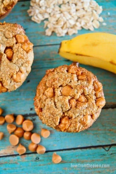 Butterscotch Muffin Recipe