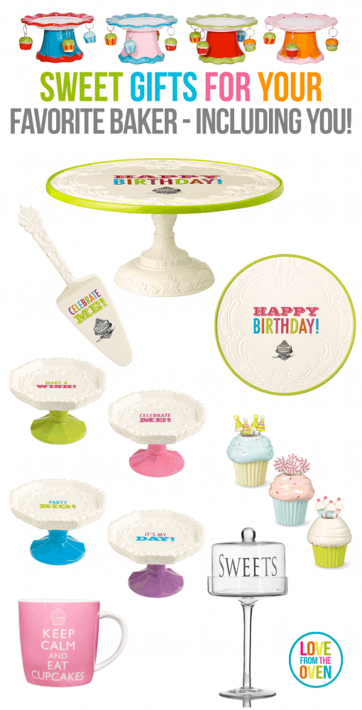 Gift Ideas For Bakers