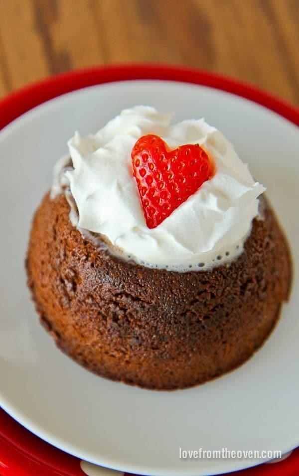 Chocolate Molten Cake Recipe Martha Stewart