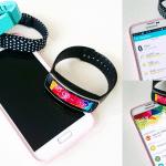Fitbit Flex vs Samsung Gear Fit