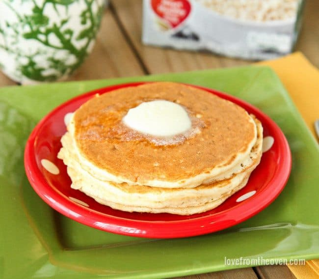 Single Serving Pancake Recipe