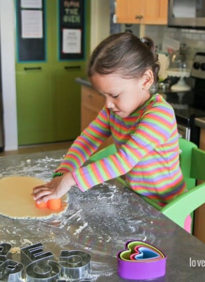 Baking With Your Kids