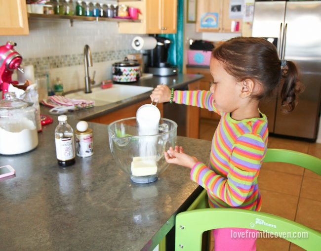 Getting Kids Into The Kitchen