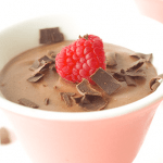 Easy Nutella Chocolate Mousse