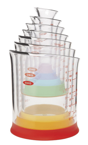 OXO Measuring Beakers