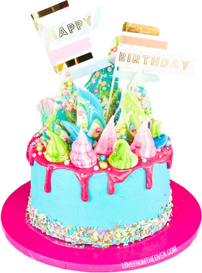 Katherine Sabbath Type Cake