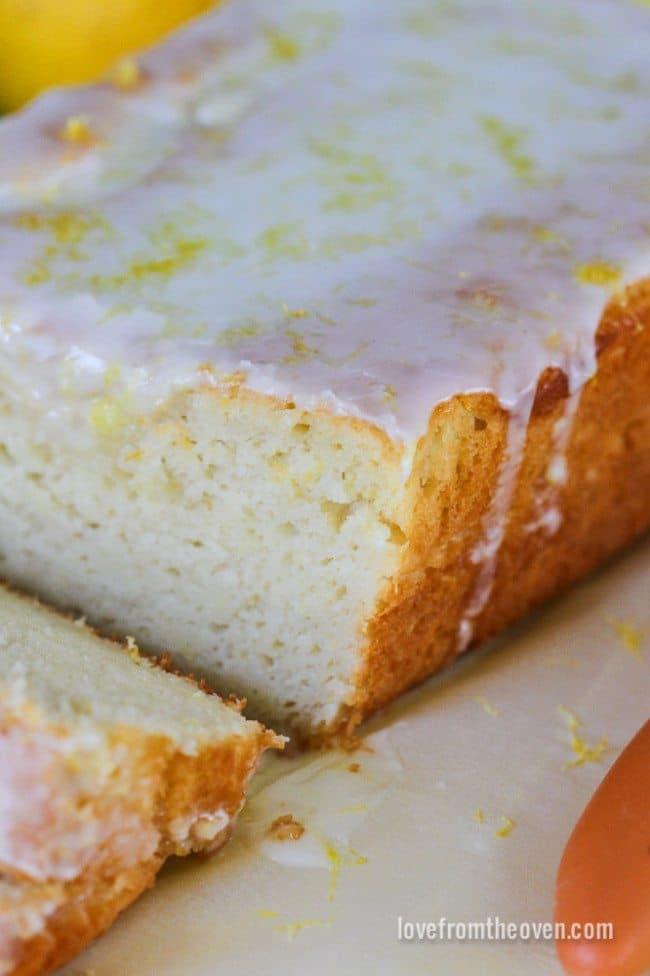 Recipe For Lemon Bread