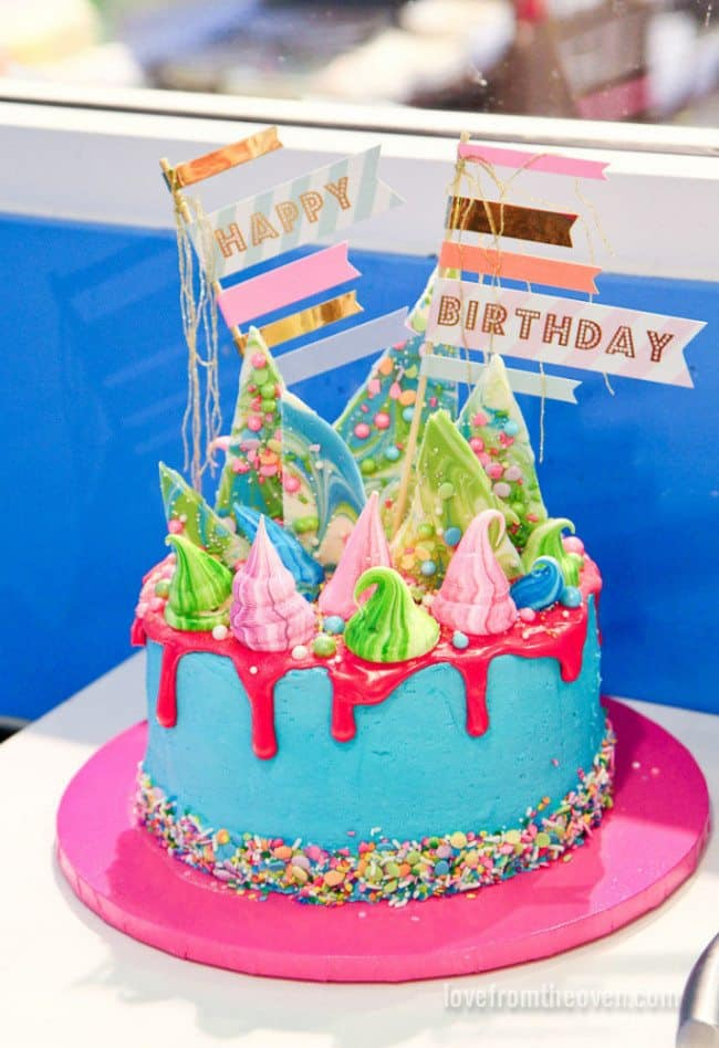 Birthday Cake Ideas For Teens