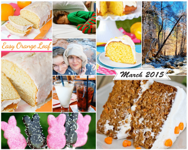 March 2015 Love From The Oven