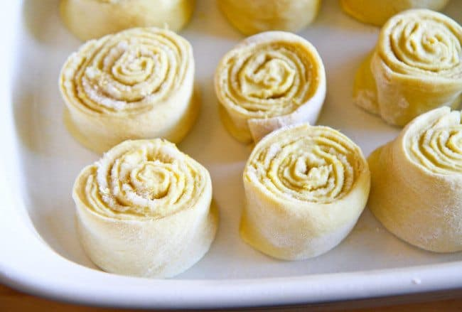 Easy Lemon Rolls