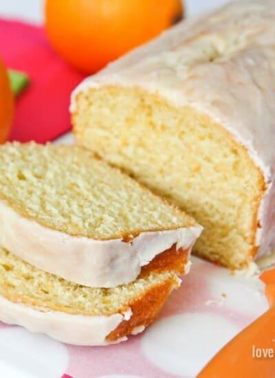 Easy Orange Loaf Recipe