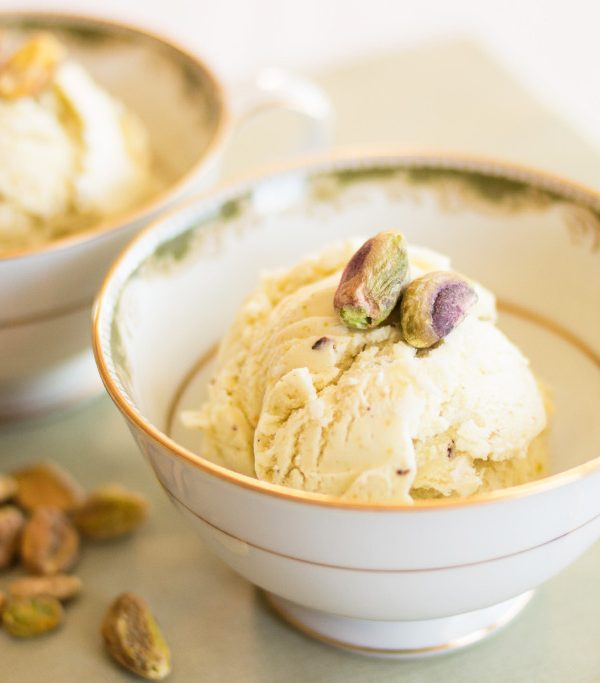 Pistachio Coconut Ice Cream