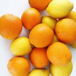 Fresh picked Arizona citrus