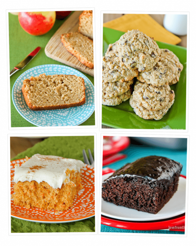 Using Applesauce In Baking Recipes