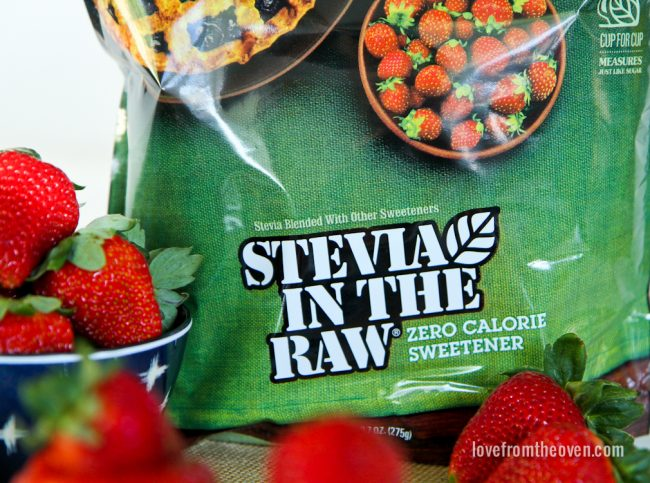 Baking With Stevia