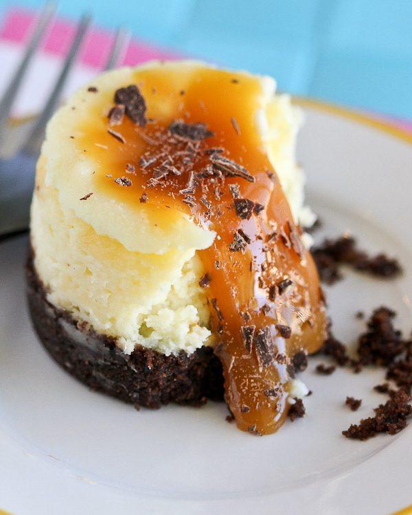 Cheesecake Minis