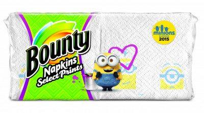 Minion Napkins